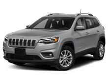 2019 Jeep Cherokee Trailhawk-Demo-Save Huge SUV
