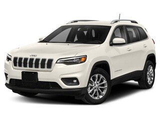 2019 Jeep Cherokee Trailhawk Elite SUV