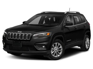 2019 Jeep Cherokee Trailhawk Elite Sport Utility
