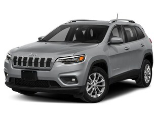 2019 Jeep New Cherokee Limited SUV 1C4PJMDN7KD213354