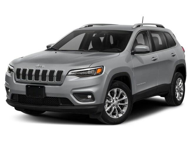 New 2019 Jeep Cherokee Limited SUV Peterborough, ON