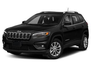 2019 Jeep Cherokee Overland 4x4 VUS