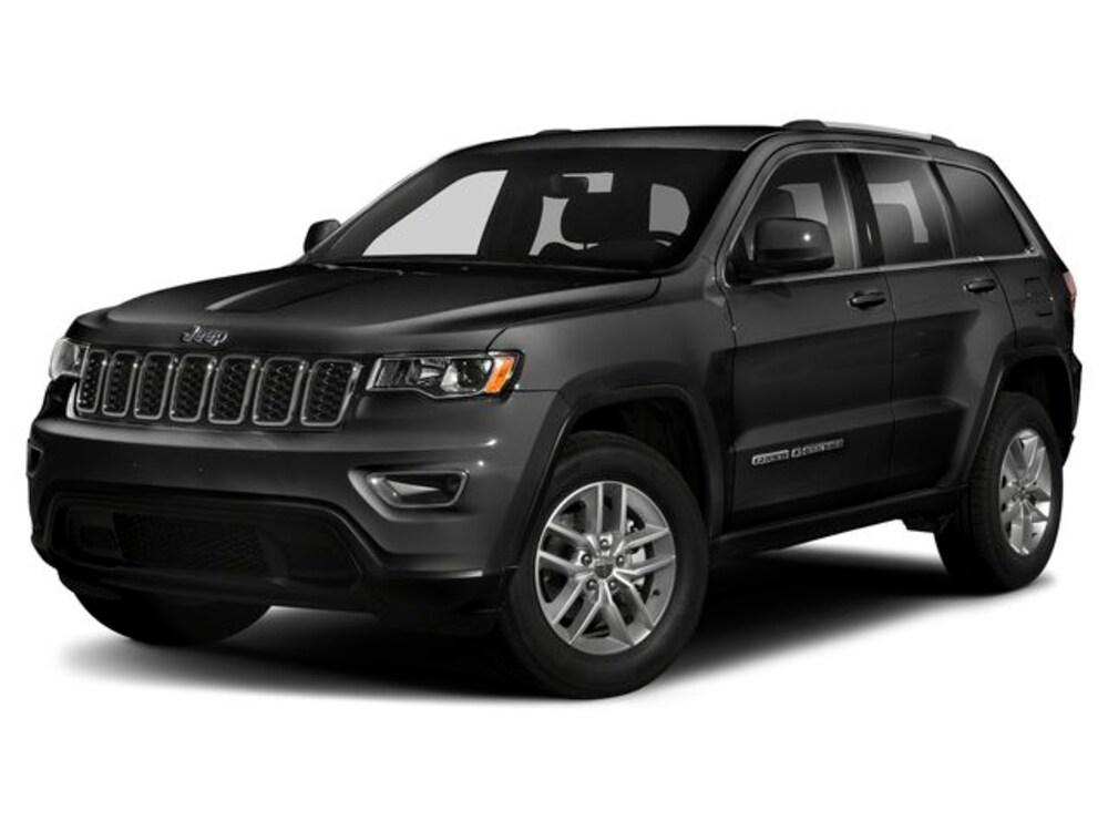 2019 Jeep Grand Cherokee LAREDO E 4X4 VUS