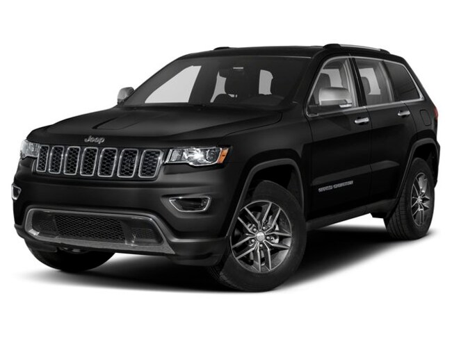 New 2019 Jeep Grand Cherokee Limited X VUS in Winnipeg, MB