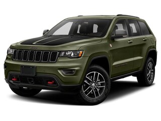 New 2019 Jeep Grand Cherokee Trailhawk for sale/lease in Saskatoon, SK