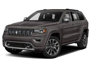 2019 Jeep Grand Cherokee Overland panoroof leather navigation SUV