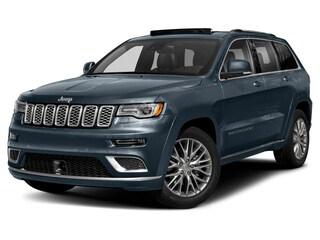 2019 Jeep Grand Cherokee Summit SUV in Kenora, ON, at Derouard RAM Jeep Dodge Chrysler