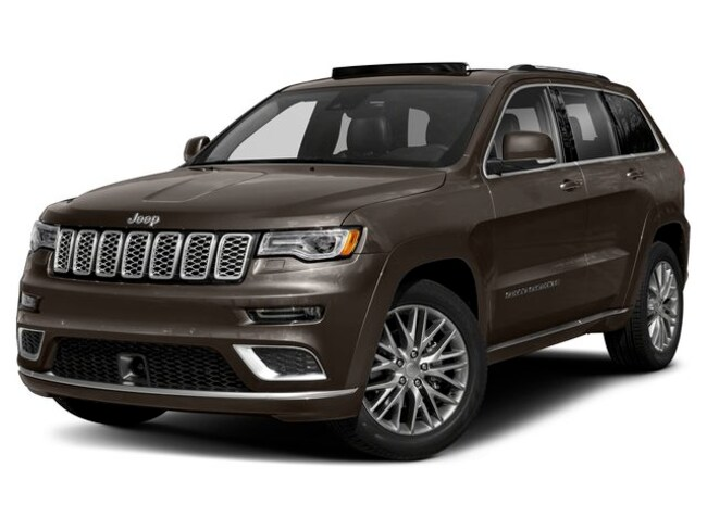 New 2019 Jeep Grand Cherokee Summit 4x4 SUV for sale/lease in St. Paul, AB