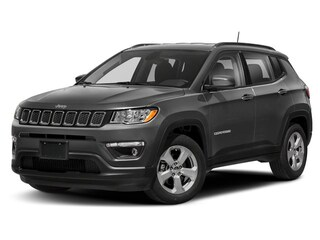 2019 Jeep Compass Upland Edition VUS