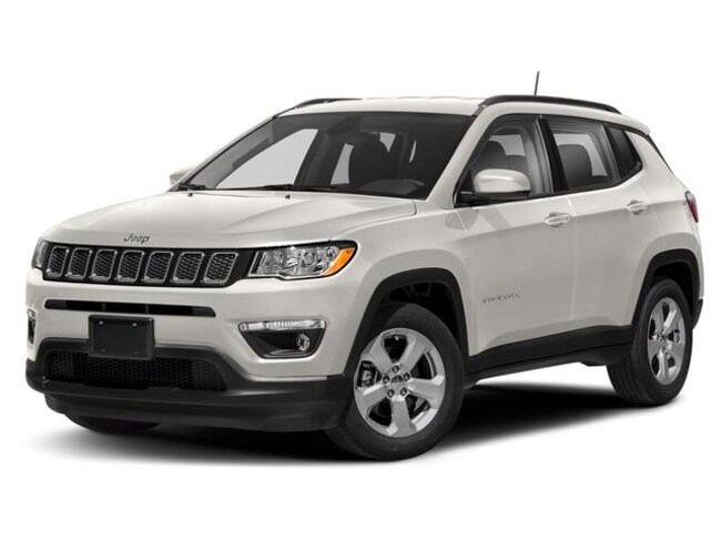 New 2019 Jeep Compass Sport SUV in Edmonton, AB