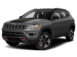 New 2019 Jeep Compass Trailhawk SUV 3C4NJDDB3KT840432 in Whitecourt, AB