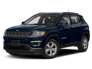 2019 Jeep Compass Limited SUV 3C4NJDCB2KT834171