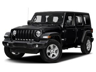 2019 Jeep Wrangler Unlimited Sport 4x4 SUV