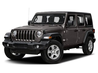 New 2019 Jeep Wrangler Unlimited Sahara SUV in Milton, ON