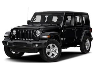 2019 Jeep Wrangler Unlimited Sahara SUV 1C4HJXEG5KW674773 191390