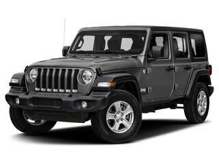 New 2019 Jeep Wrangler Unlimited Rubicon SUV in Peterborough