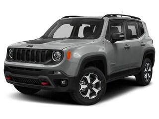 2019 Jeep Renegade Trailhawk SUV ZACNJBC19KPK49605
