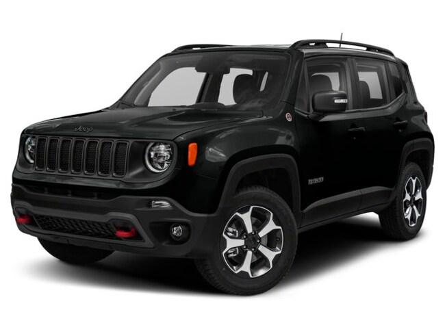 New 2019 Jeep Renegade Trailhawk SUV Calgary, AB