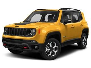 New 2019 Jeep Renegade Trailhawk SUV K19410 in Kelowna, BC