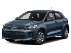 2019 Kia Rio 5-door LX+ Hatchback A6 1.6L Ice Blue
