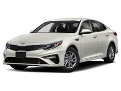 2019 Kia Optima LX+ Sedan A6 2.4L Snow White Pearl