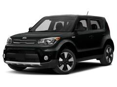 New 2019 Kia Soul + Hatchback KNDJP3A52K7645268 for sale in Moncton, NB at Moncton Kia