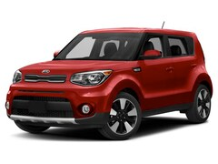 2019 Kia Soul Hatchback 6-Speed Automatic -inc: drive mode select system 2.0L Inferno Red