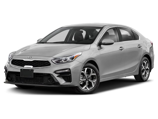 2019 Kia Forte Sedan Intelligent Variable Automatic 2.0L Ultra Silver