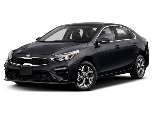 2019 Kia Forte EX Sedan Variable [] 2.0L Aurora Black