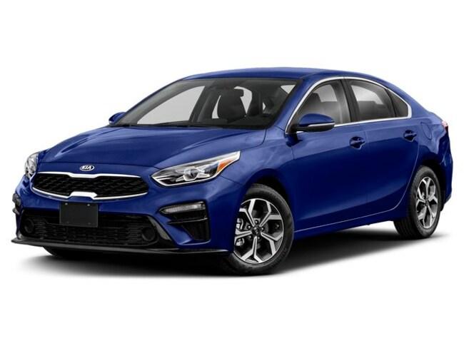 2019 Kia Forte EX Sedan Variable [] 2.0L Hyper Blue
