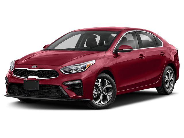 2019 Kia Forte EX Sedan ICVT 2.0L Radiant Red