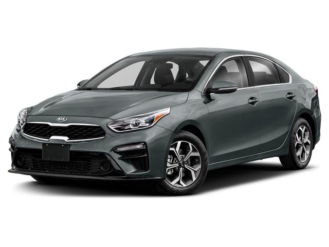 2019 Kia Forte EX Sedan ICVT 2.0L Urban Grey