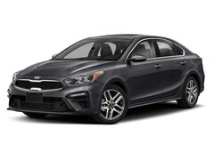 2019 Kia Forte EX+ Sedan ICVT 2.0L Gravity Grey