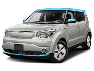 2019 Kia Soul EV EV Luxury
