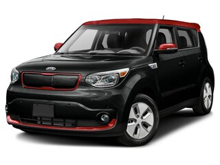2019 Kia Soul EV EV Luxury w/Black/Red