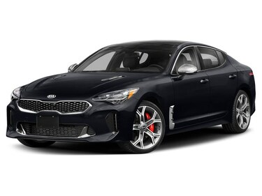 2019 Kia Stinger GT-Line Sedan