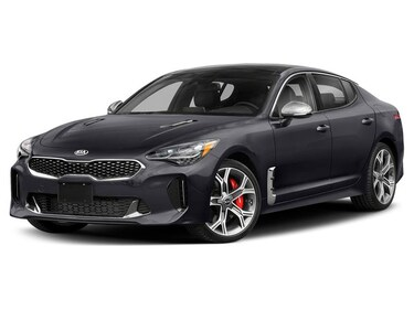 2019 Kia Stinger GT Limited Sedan