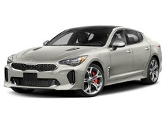 2019 Kia Stinger GT Limited Sedan A8 3.3L Snow White Pearl