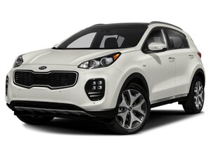 2019 Kia Sportage SX Turbo w/Black