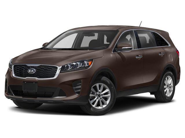 2019 Kia Sorento 2.4L LX SUV 6 Automatic w/OD 2.4L Dragon Brown