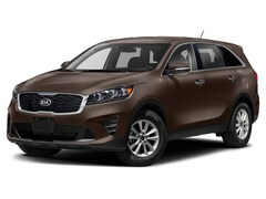 2019 Kia Sorento 2.4L LX SUV 6 Automatic w/OD 2.4L Dragon Brown