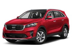 New 2019 Kia Sorento EX V6 SUV 5XYPHDA52KG482668 for sale in Moncton, NB at Moncton Kia
