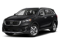 2019 Kia Sorento 3.3L EX 7-Seater SUV A8 3.3L Ebony Black