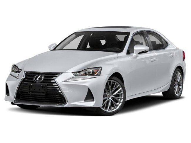 2019 LEXUS IS 300 Berline