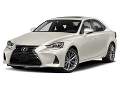 2019 LEXUS IS 300 Standard Package Sedan