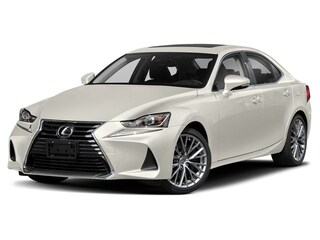 2019 LEXUS IS 300 Luxury Package Sedan