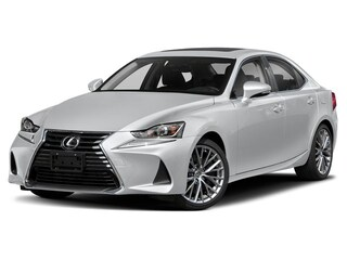 2019 LEXUS IS 300 F Sport Series 2 Sedan