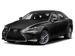 2019 LEXUS IS 300 Premium Package Sedan