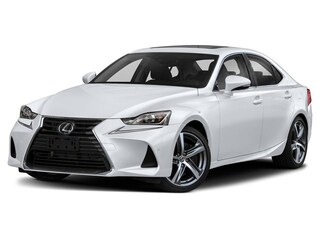 2019 LEXUS IS 350 Sedan