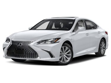 2019 LEXUS ES 350 F-SPORT SERIES 1 PACKAGE Sedan